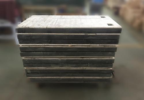 陶瓷筛板(安装孔叠加陶瓷)