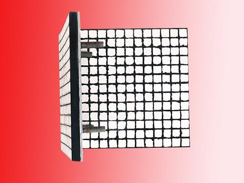 坚爱™橡胶陶瓷钢板复合型衬板