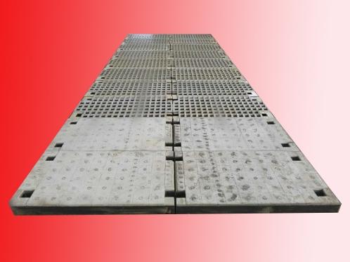 焦化厂焦炭陶瓷筛板(聚脲防腐处理)