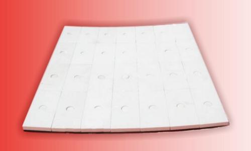 坚爱™保护焊接型陶瓷衬板